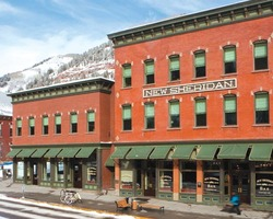 Telluride Colorado-Lodging weekend-New Sheridan Hotel