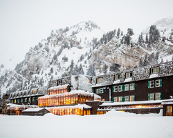 Ski Vacation Package - Alta Peruvian Lodge