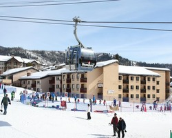 Ski Vacation Package - Ptarmigan Inn