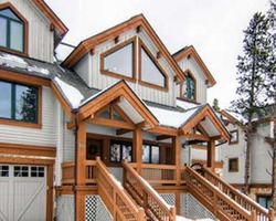Breckenridge CO-Lodging tour-Saddlewood Townhomes-3 Bedroom amp Den Townhome w Hot Tub Max Occup 8-10