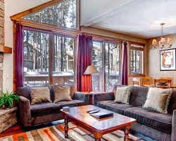 Breckenridge CO-Lodging expedition-Saddlewood Townhomes-3 Bedroom amp Den Townhome w Hot Tub Max Occup 8-10
