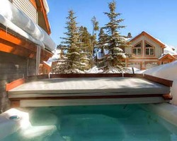 Breckenridge CO-Lodging excursion-Saddlewood Townhomes