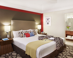 Aspen Colorado-Lodging trek-Sky Hotel-Premier Guest Room Max Occup 4