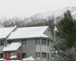 Jay Peak VT-Lodging trip-Slopeside Condominiums-2 Bedroom 1 Bath Condo
