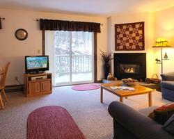 Jay Peak VT-Lodging outing-Slopeside Condominiums-2-5 Night Special Sun-Fri 2 Bedroom 1 Bath Condo