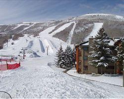 Park City UT-Lodging trek-Snow Flower Condominiumns