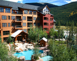 Keystone CO-Lodging outing-The Springs