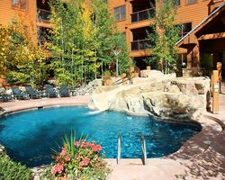 Keystone CO-Lodging holiday-The Springs