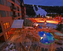 Keystone CO-Lodging weekend-The Springs-1 Bedroom 1 Bath Condominium