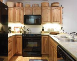 Jay Peak VT-Lodging tour-Stoney Path Condominiums
