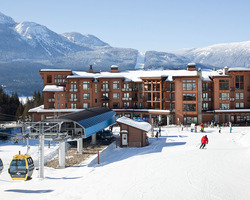 Revelstoke BC-Lodging trek-Sutton Place Hotel Revelstoke-1 Bedroom Suite Max Occup 4