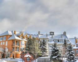 Mt Tremblant Quebec-Lodging weekend-Tour des Voyageurs - Les Suites Tremblant
