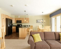 Jay Peak VT-Lodging holiday-Timberline Cottages