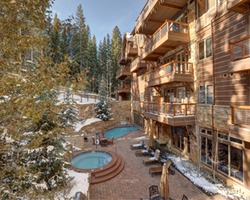 Keystone CO-Lodging expedition-The Timbers