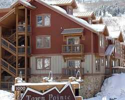 Park City UT-Lodging outing-Town Pointe Condominiums