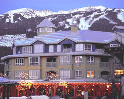 Whistler Blackcomb-Lodging outing-Town Plaza Suites - Whistler Premier