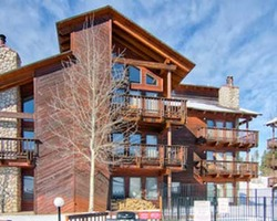 Breckenridge CO-Lodging travel-Tyra II Condominiums-1 Bedroom Condominum Max Occup 4