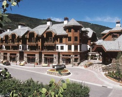 Beaver Creek CO-Lodging outing-Villa Montane Townhomes-2 Bedroom Flat Max Occup 6