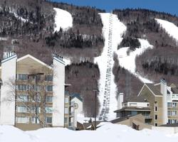 Mt Ste Anne Quebec-Lodging trek-Village Touristique Condos