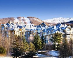 Mt Tremblant Quebec-Lodging tour-Westin Hotel