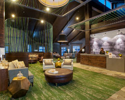 Park City UT-Lodging outing-Doubletree by Hilton Park City - The Yarrow