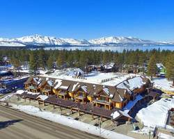 South Lake Tahoe CA-Lodging trek-Zalanta at the Village