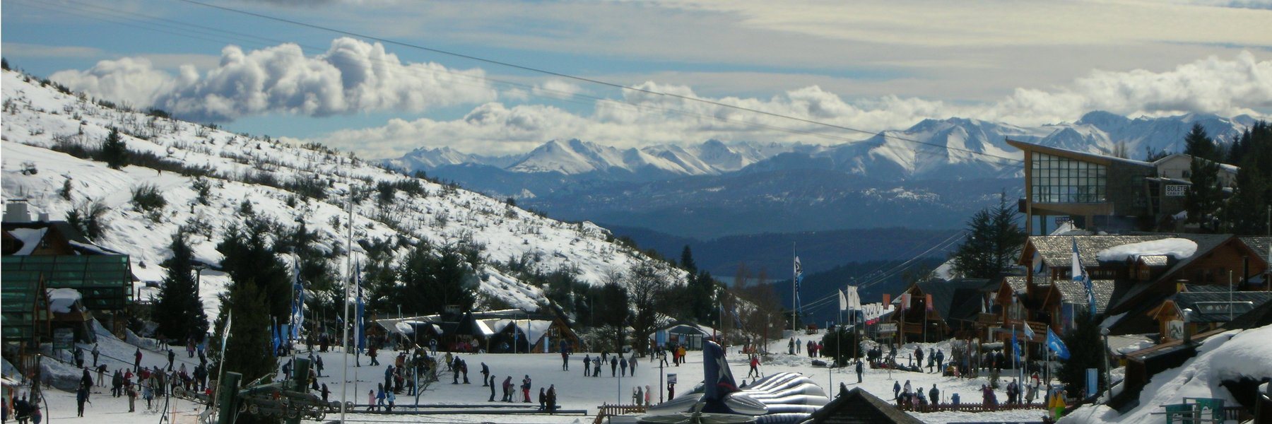 Ski Vacation Package - Bariloche, Argentina