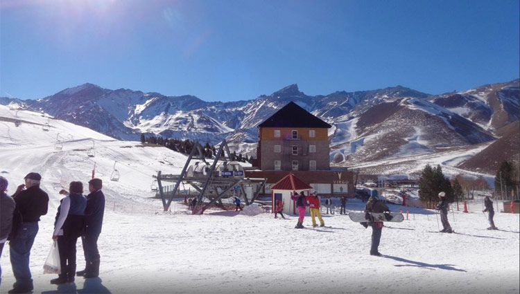 Ski Vacation Package - Las Lenas, Argentina