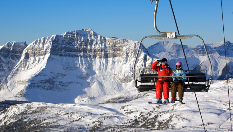 Ski Vacation Package - Banff/Lake Louise/Sunshine