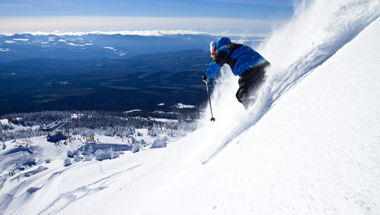 Ski Vacation Package - Big White, BC