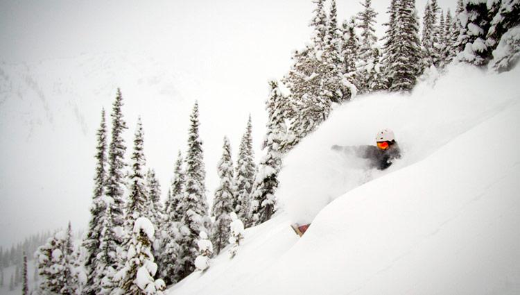Ski Vacation Package - Kicking Horse, BC
