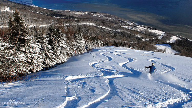 Ski Vacation Package - Le Massif, Quebec