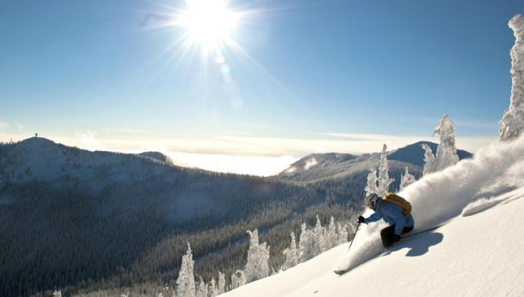 Ski Vacation Package - Red Mountain, BC