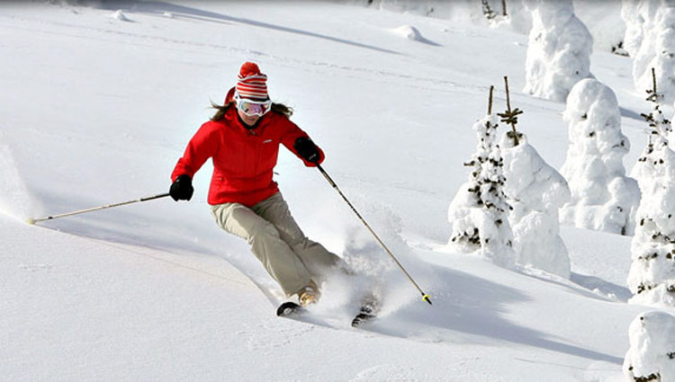 Ski Vacation Package - Sun Peaks, BC