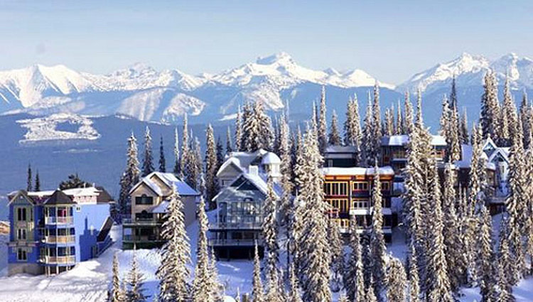 Ski Vacation Package - Silver Star, BC