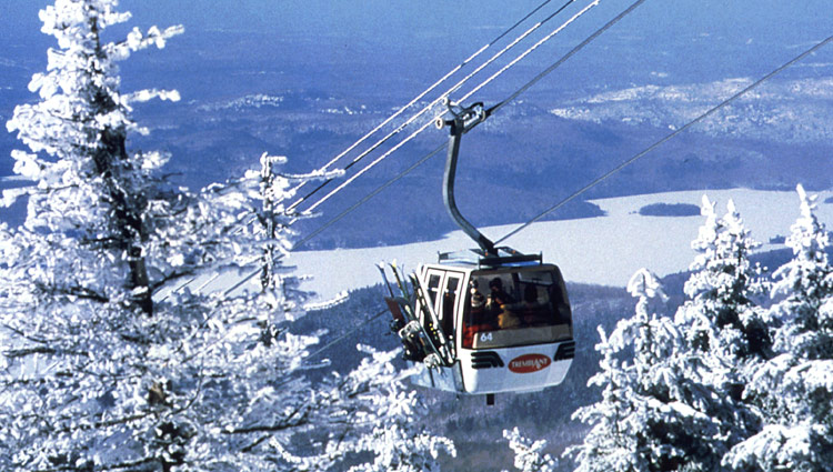 Ski Vacation Package - Mt Tremblant, Quebec