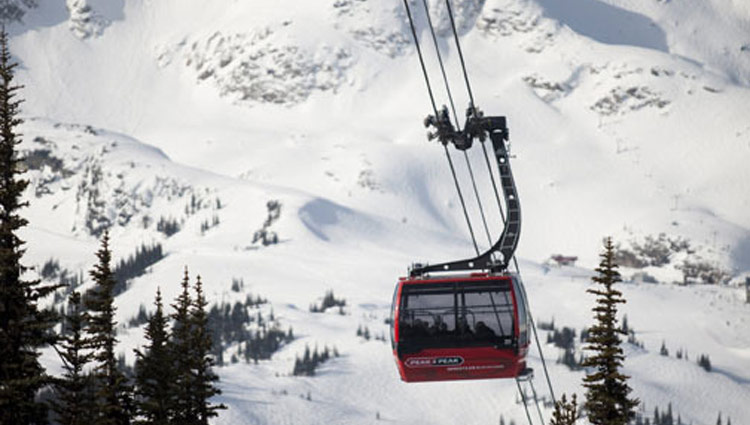 Ski Vacation Package - Whistler/Blackcomb