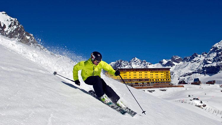 Ski Vacation Package - Portillo, Chile