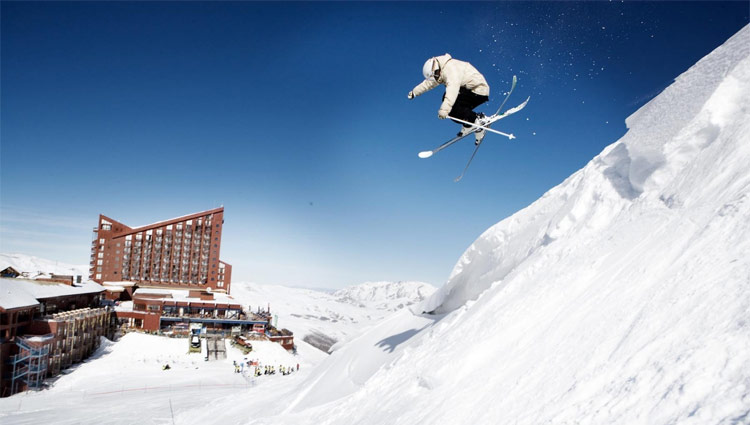 Ski Vacation Package - Valle Nevado, Chile