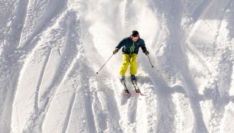Ski deals california