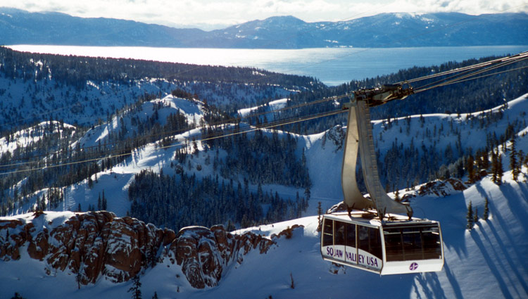 Ski Vacation Package - Squaw Valley, CA