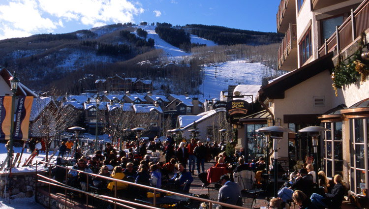 Ski Vacation Package - Beaver Creek, CO