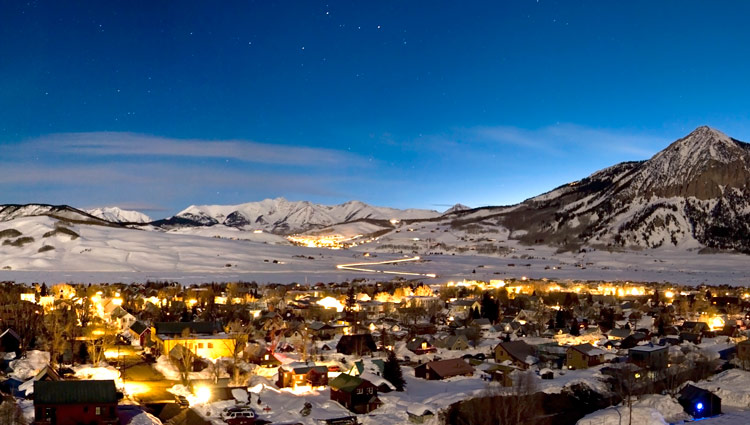 Ski Vacation Package - Crested Butte, Colorado
