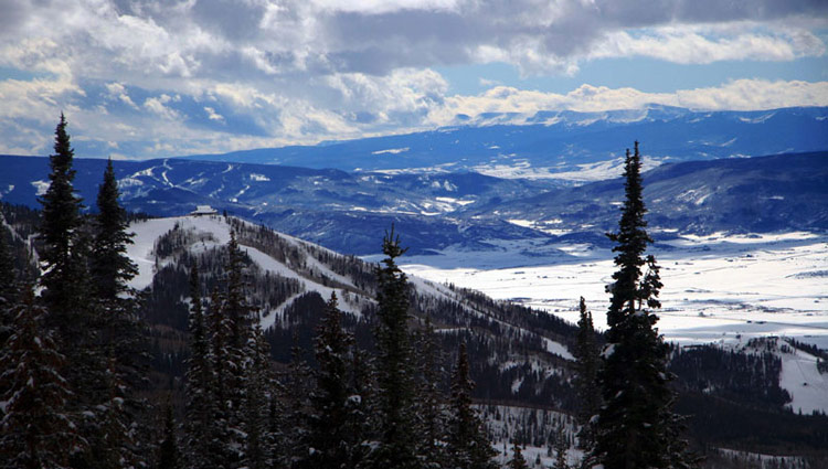 Ski Vacation Package - Steamboat, CO