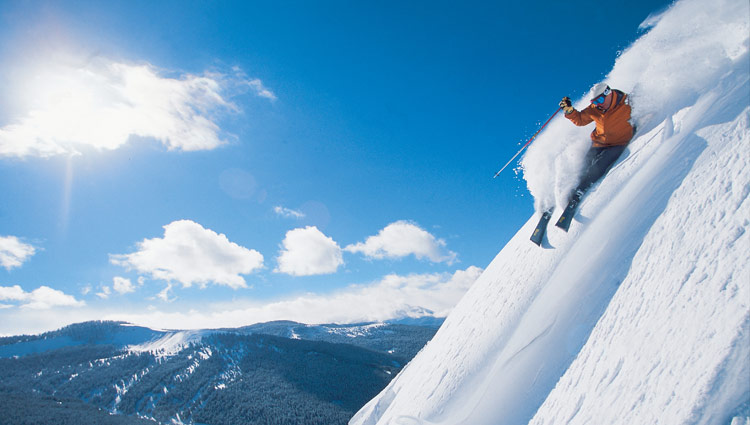 Ski Vacation Package - Vail, CO