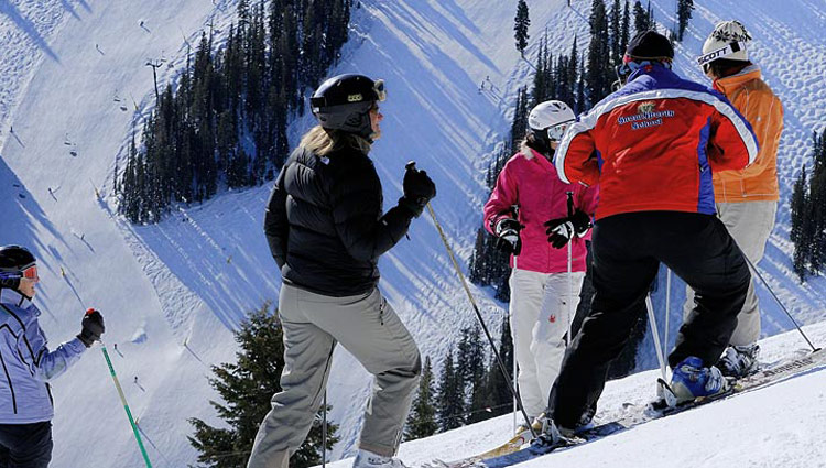 Ski Vacation Package - Sun Valley, Idaho
