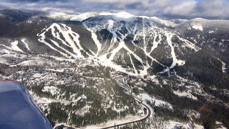 Ski Vacation Package - Whitefish Mtn Resort, MT