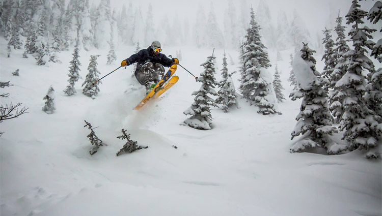 Ski Vacation Package - Whitefish Mtn Resort, MT