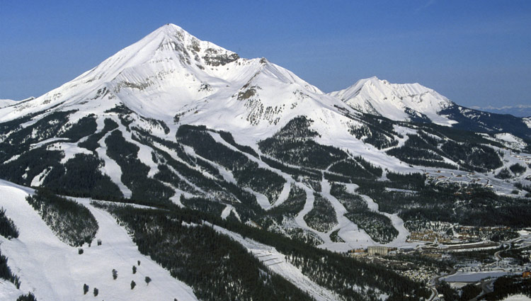 Ski Vacation Package - Big Sky, MT