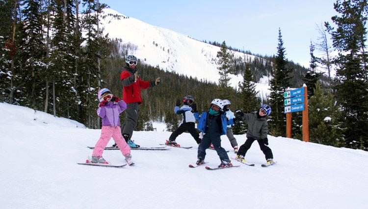 Ski Vacation Package - Big Sky, MT
